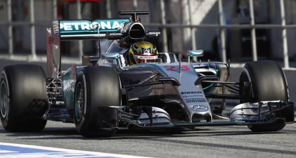 'Force India'nın Mercedes'le karşılaştırılması mümkün değil'