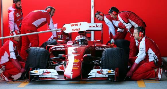 Ferrari iyi ancak Mercedes daha iyi