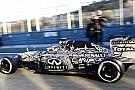 Red Bull kamuflajlı yeni aracını tanıttı