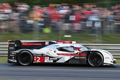 22. Saat: Porsche yavaşlıyor, Audi yeniden lider