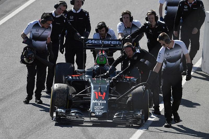 У McLaren не знають, що чекати від Австралії