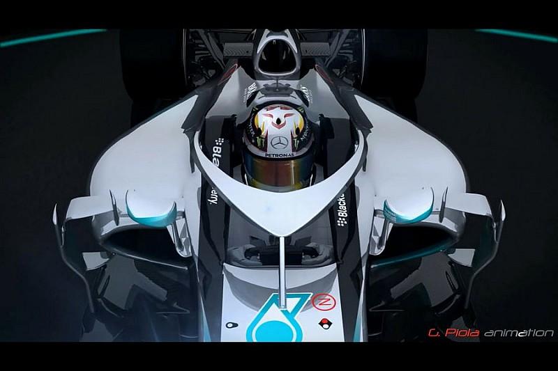 У Red Bull запропонували свою систему захисту голови гонщика