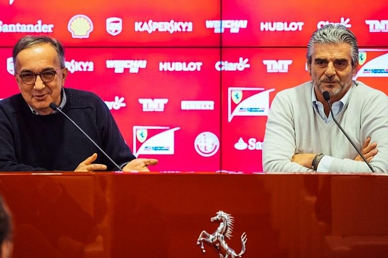 Маркіонне про плани Ferrari, претензії Red Bull, надії на Райкконена