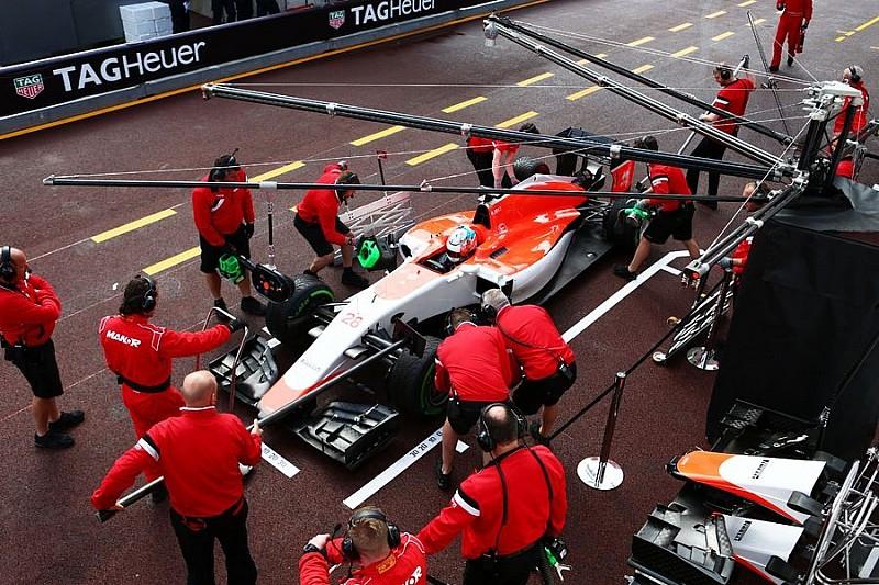У команді Marussia побоюються Haas