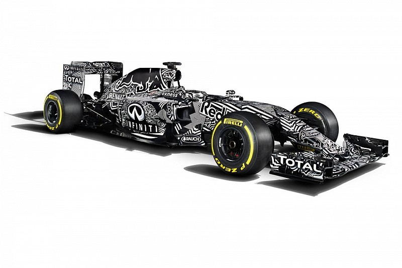 Презентация Red Bull Racing RB11