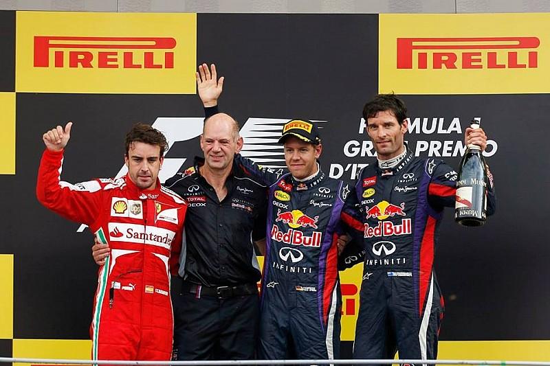 Гран При Италии: гонка