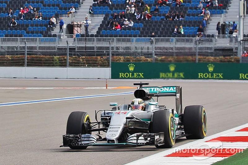 Hamilton, frustrado por la falta de fiabilidad