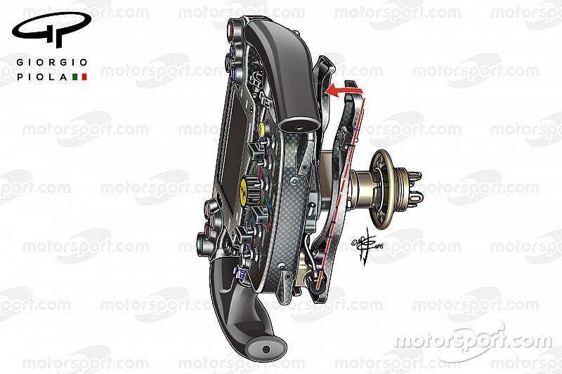 Ferrari: per la frizione c'è una leva, non un bilanciere
