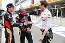 Red Bull podría cambiar a Kvyat por Verstappen para el GP de España