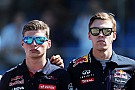 Red Bull подтвердила замену Квята на Ферстаппена в Испании