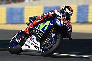 MotoGP Relato de classificação Lorenzo conquista pole inédita em Le Mans
