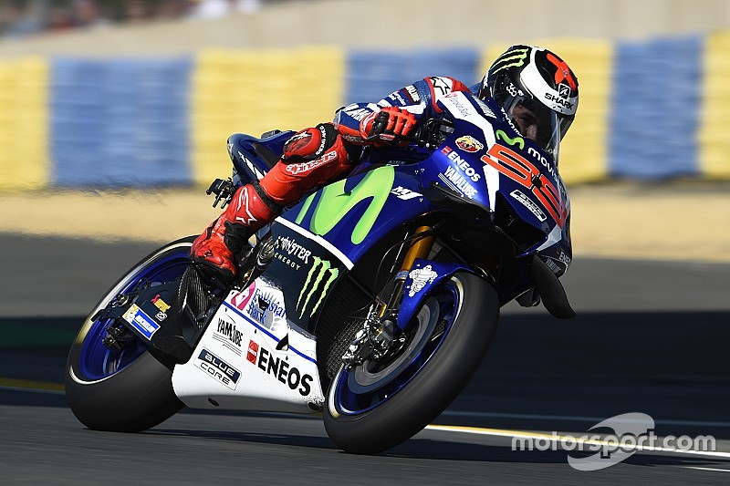 Lorenzo conquista pole inédita em Le Mans