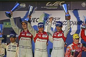 WEC Relato da corrida Em corrida tumultuada, di Grassi vence primeira no WEC