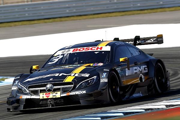 Hockenheim DTM: Eski F1 pilotu Di Resta ilk sırada