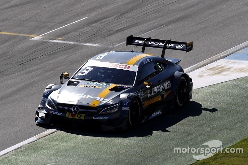 Di Resta leidt DTM na dominante zege in race 2