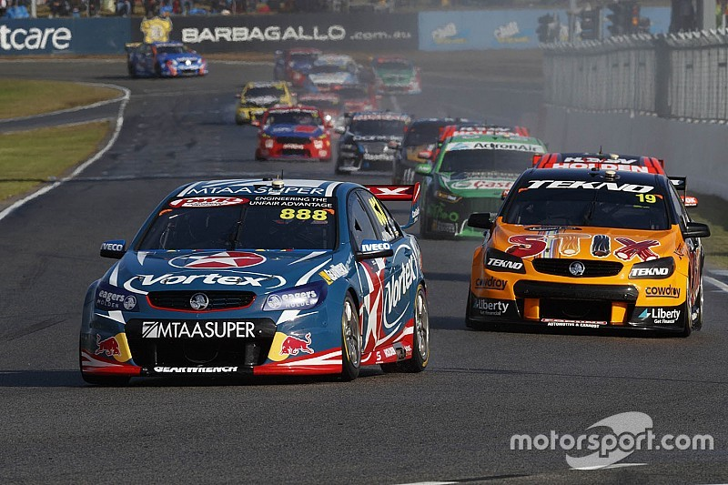 V8-Supercars in Perth: Lowndes und Winterbottom als Sieger im Reifenpoker