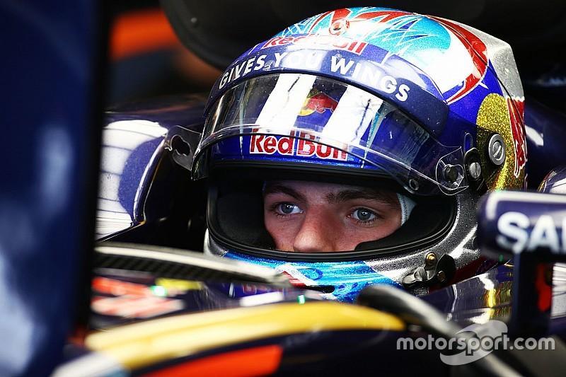 Verstappen hoopt met Ferrari en Mercedes te kunnen vechten