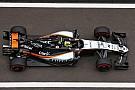 Force India maakt verlies bekend van 8,6 miljoen euro