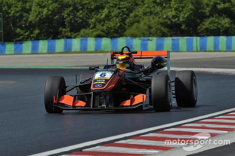 Callum Ilott domina le prime due libere della F3 Europea a Pau