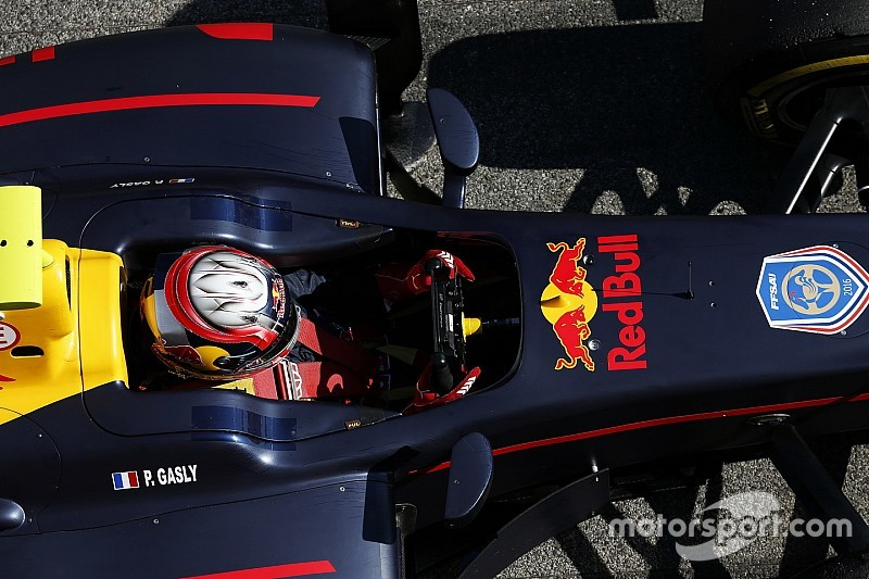 Barcelona GP2: Gasly klopt Lynn in eerste training