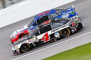 NASCAR Cup Reporte de prácticas Harvick queda por delante de Earnhardt en una práctica abreviada