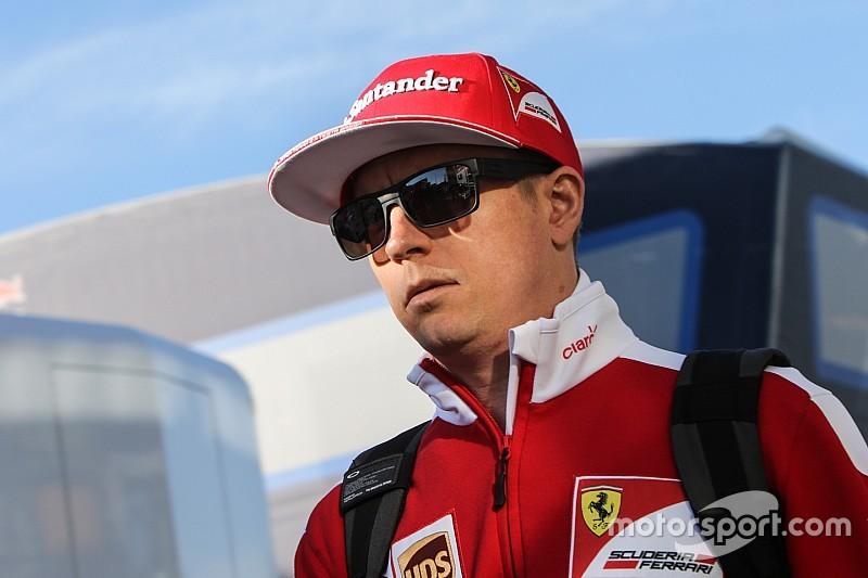 Ferrari insinúa un nuevo contrato para Raikkonen
