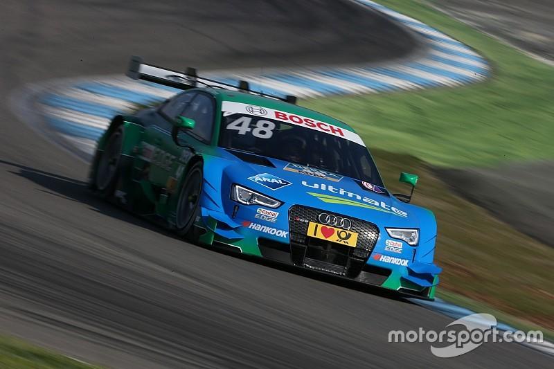 Edoardo Mortara fordert mehr Schärfe von der DTM-Rennleitung