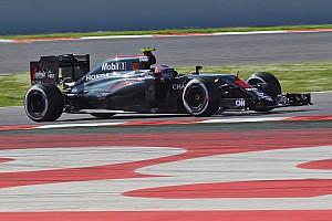 Formule 1 Résumé de qualifications Button -