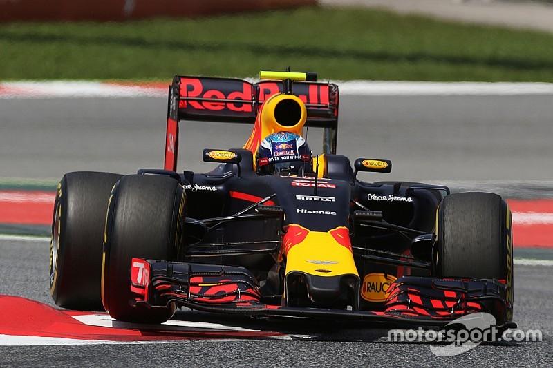 """Verstappen: """"Non pensavo alla seconda fila alla mia prima gara in Red Bull"""""""