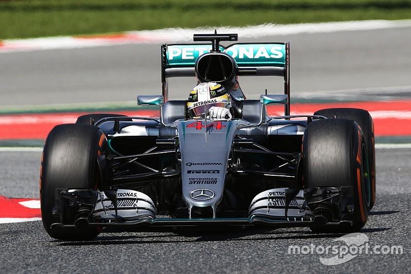 メルセデス、フェラーリとの差に驚く