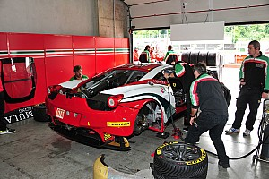 ELMS Ultime notizie Niente più Imola per la Ferrari della Formula Racing