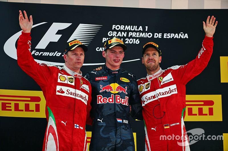 Mondiale piloti: Raikkonen supera Hamilton e sale secondo!