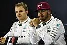 Hamilton e Rosberg divergem sobre acidente; veja declarações