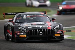 Blancpain Endurance Résumé de course La Mercedes-AMG GT3 du HTP Motorsports prend les commandes