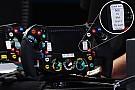 Clamoroso: ecco il manettino che Rosberg non ha selezionato al via!
