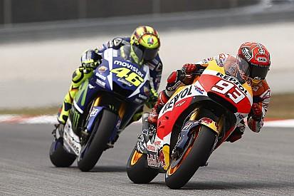 "Ezpeleta: ""The Rossi-Marquez controversy didn't benefit MotoGP at all"""