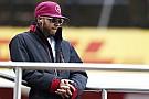 Hamilton, excluido de la prueba en Silverstone