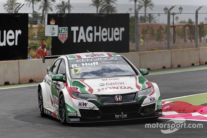 WTCC в Марокко: потрійний подіум Honda