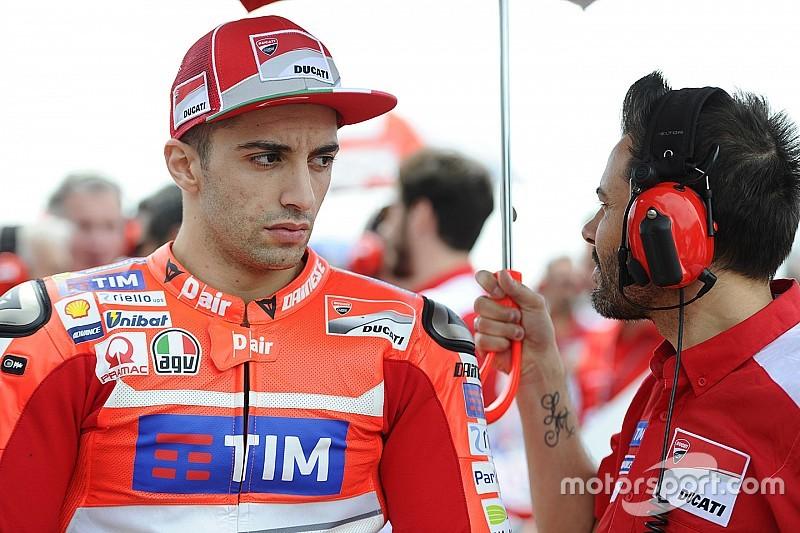 Suzuki presenteert Iannone als vervanger van Viñales