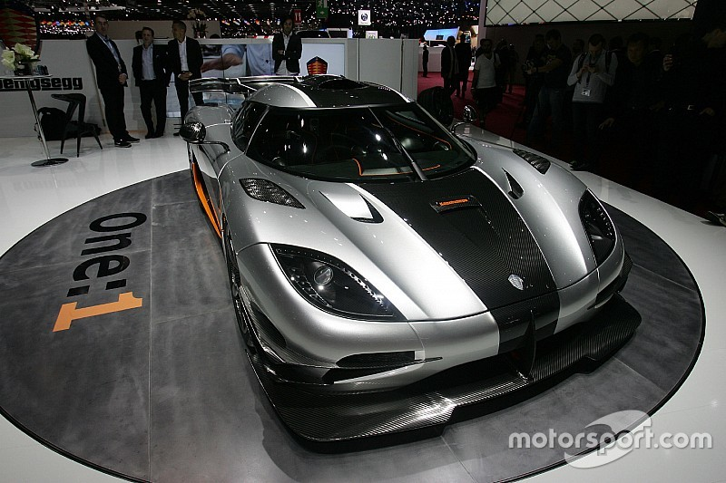 Koenigsegg terug op de Nürburgring voor recordpoging met One:1