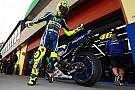 Lorenzo tevreden over eerste dag, Rossi worstelt met de balans