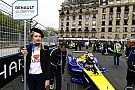 Formule E Berlijn: Buemi zet de toon, Frijns start rustig