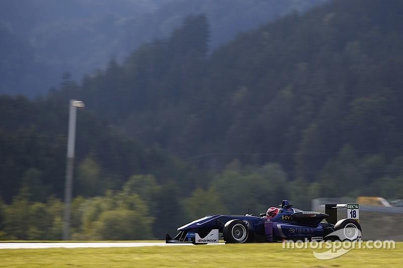 Grave accidente en la Fórmula 3 Europea