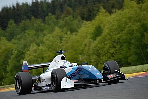 Formula V8 3.5 Analyse La clé de la victoire d'Orudzhev à Spa