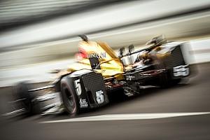 IndyCar Reporte de calificación Hinchcliffe el más rápido, Serviá fuera del Fast Nine