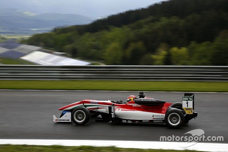 Стролл выиграл третью гонку на Red Bull Ринге
