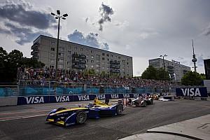 フォーミュラE レースレポート 【動画】フォーミュラEベルリンePrix決勝ハイライト