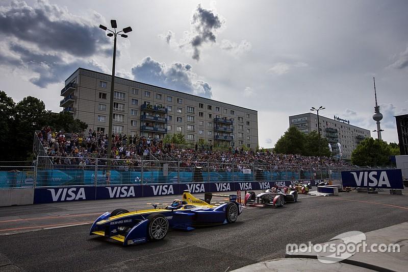 【動画】フォーミュラEベルリンePrix決勝ハイライト
