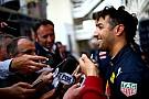 ريكاردو يؤكّد عدم وجود محاباة خلف خطط المحرّك في موناكو