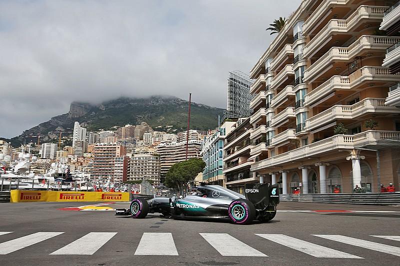 Formel 1 in Monaco: Lewis Hamilton Schnellster im ersten Freien Training